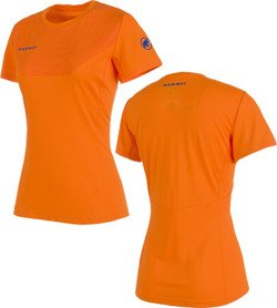 Koszulka Mammut Eiger Extreme Moench Light T-Shirt Women sunrise