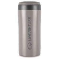 Kubek Thermal Mug Lifeventure matt grey