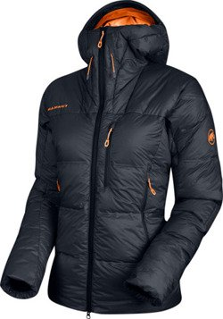 Kurtka Mammut Eiger Extreme Eigerjoch Pro IN Hooded Women night