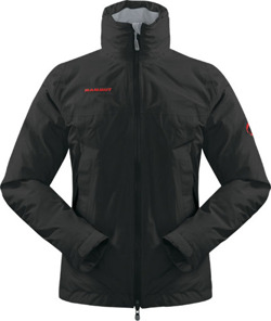 Kurtka Mammut Marvisa Women black