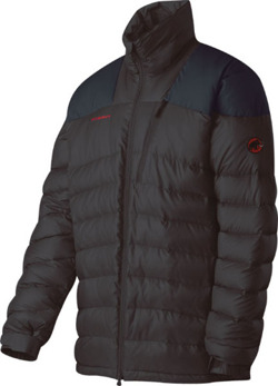 Kurtka Mammut Patwin Men black-carbon