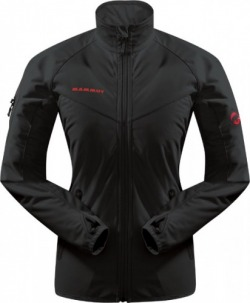 Kurtka Mammut Rash Women black