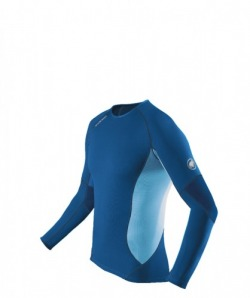 Longsleeve Mammut All-Year Men endurance-berny blue