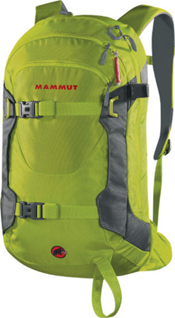 PLECAK MAMMUT NIRVANA ELEMENT 25L OASIS-SMOKE