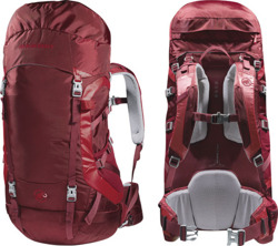 Plecak Mammut Hera Element 50+15L cassis-chili