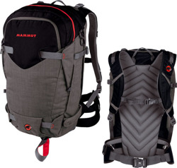 Plecak Mammut Nirvana Ride 30 black-smoke