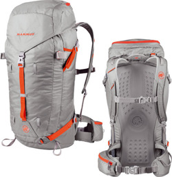 Plecak Mammut Spindrift Light 30 iceladic-dark orange