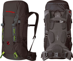 Plecak Mammut Trion Element 45+7L graphite-smoke