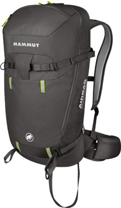 Plecak lawinowy Mammut 3.0 Light Removable Airbag  30L graphite