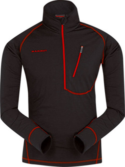 Polar Mammut Kala Pattar Pull Men black