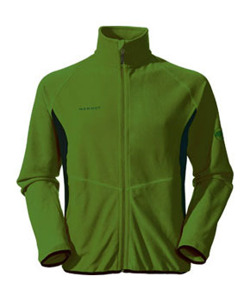 Polar Mammut Trail Men green-pepper-black