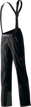 Spodnie Mammut Albaron Men black