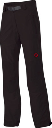 Spodnie Mammut Courmayeur Advanced Women black