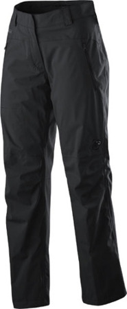 Spodnie Mammut Highland Women black