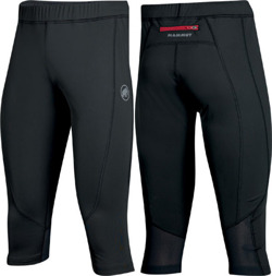 Spodnie Mammut  MTR 201 3/4 Tights Men black