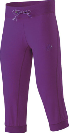 Spodnie Mammut Smith Capri Women dark bloom