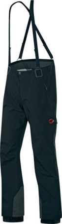 Spodnie Mammut Splide Men black