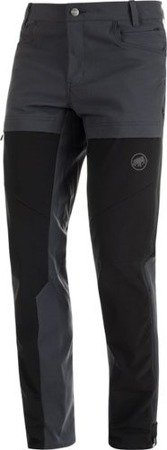 Spodnie Mammut Zinal Guide Men black